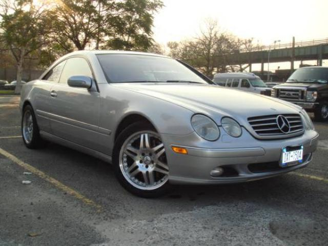 2002 mercedes benz cl500 12500 staten island ny new for Mercedes benz staten island
