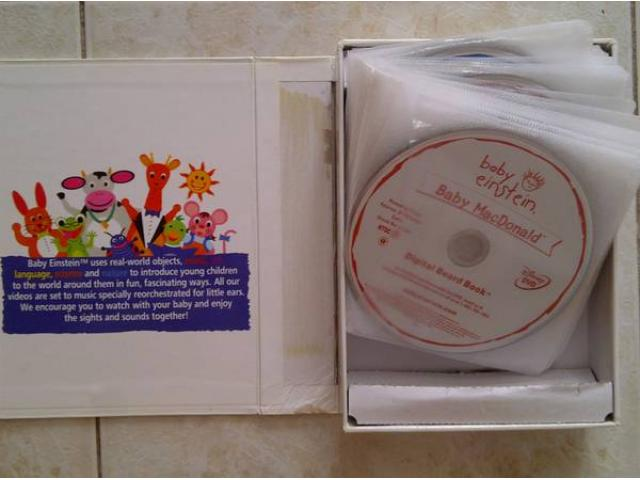 Baby Einstein DVD Collection Mom's #1 Choice