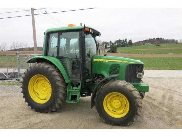 John Deere Garden Tractors 4x4 : John deere tractor new york city ads
