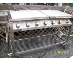 Nexgrill 7 Burner Collapseable Grill For Sale 650 5