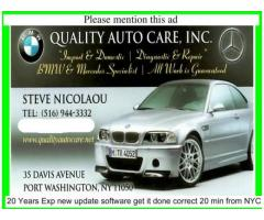 Port washington new york ads for Mercedes benz repair costs