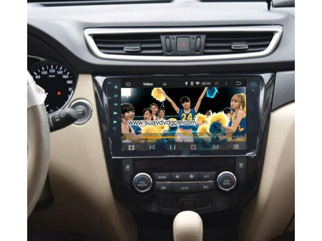 Nissan Qashqai car radio aftermarket android APP wifi gps 3G