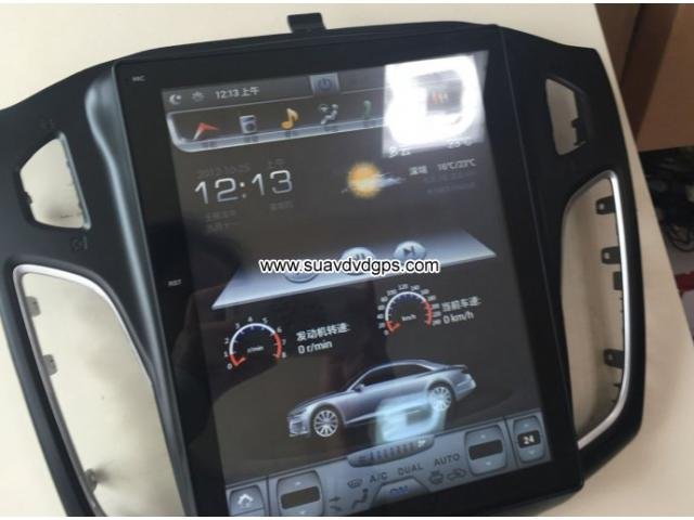 Ford Focus Car Radio Android Mirror Link App Wifi 3g Gps