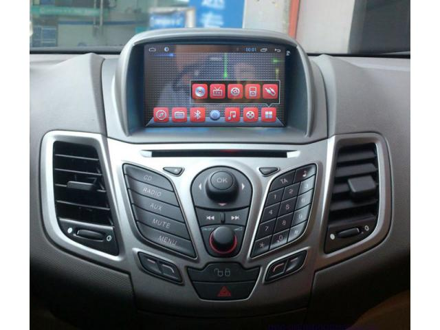 ford fiesta android car gps radio wifi 3g dvd apple. Black Bedroom Furniture Sets. Home Design Ideas