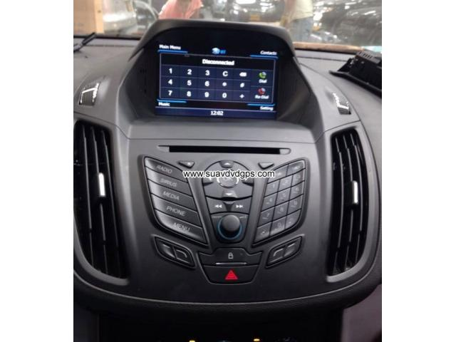 ford escape kuga android car radio wifi 3g dvd gps dab. Black Bedroom Furniture Sets. Home Design Ideas