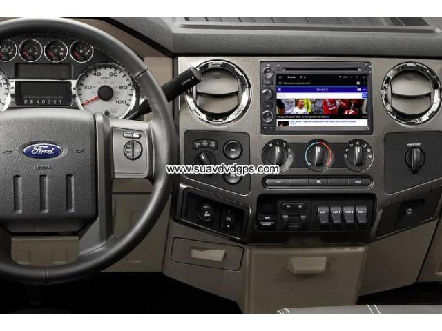 Ford F250 F350 F450 Super Duty Android Car Radio Wifi 3g
