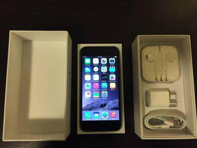 selling sprint iphone 6 black 16gb clean esn brand new in