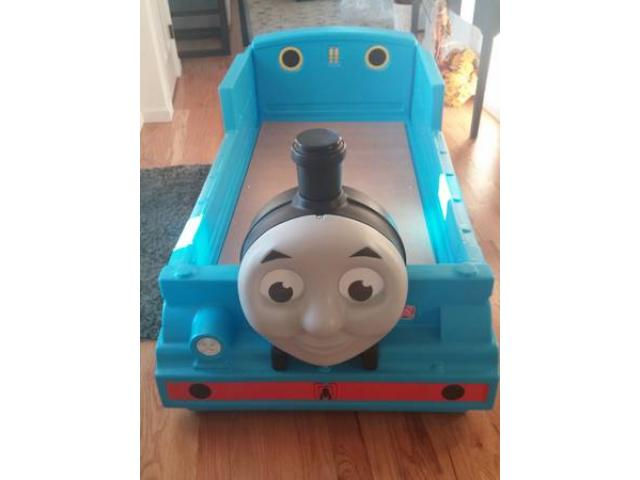 8bd5dd71a21 Thomas the Train Toddler bed for sale - $150 (Suffolk, NY) - New ...