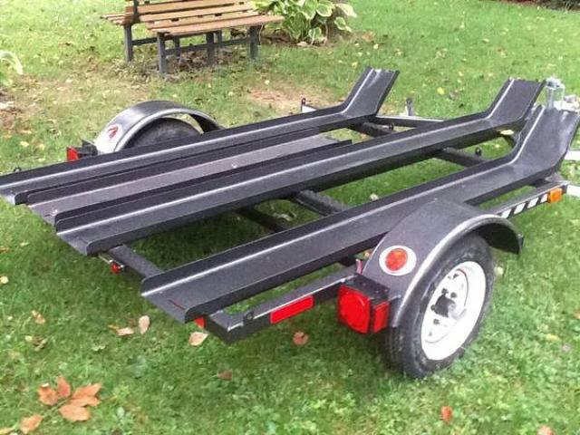 On Sale Motorcycle Trailer 3 Rail 800 Staten Island New York