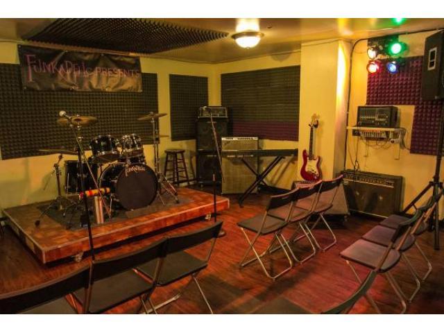 funkadelic studios event space rental service available midtown