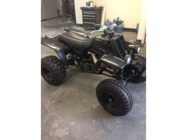2006 Limited edition Yamaha Banshee Black with le for Sale ... on