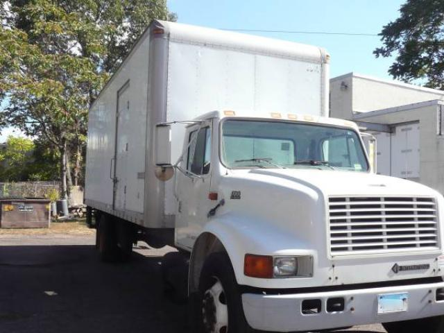 1998 International Box Truck 24 Diesel For Sale 11500