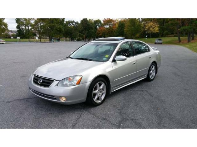 2002 nissan altima 3 5 awd clean 3999 queens nyc new york city new york ads. Black Bedroom Furniture Sets. Home Design Ideas