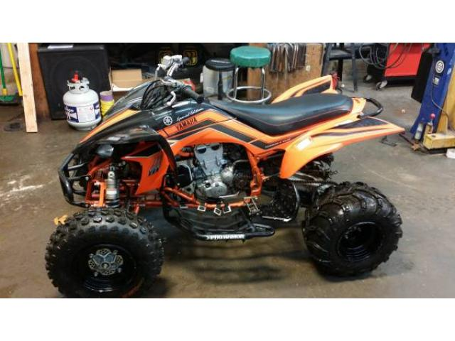 2008 yamaha yfz 450 limited edition atv for sale 4500 for 2008 yamaha yfz450