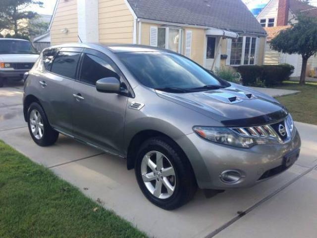 2009 nissan murano suv awd for sale 1 owner new winter tires 14150 hicksville ny. Black Bedroom Furniture Sets. Home Design Ideas