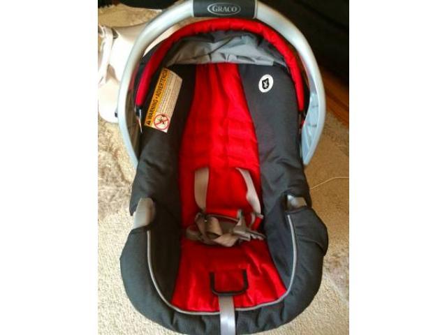 Brand New Infant Car Seat Graco SnugRide 30 Half Price