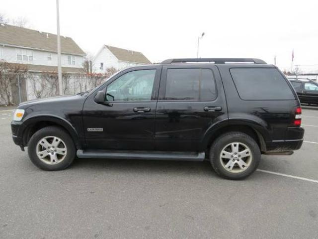 2008 ford explorer xlt for sale 3 row seat leather sunroof w 84k miles 8900 new york city. Black Bedroom Furniture Sets. Home Design Ideas