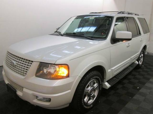 Ford Expedition LIMITED For Sale X With Navigation Leather - 2005 expedition