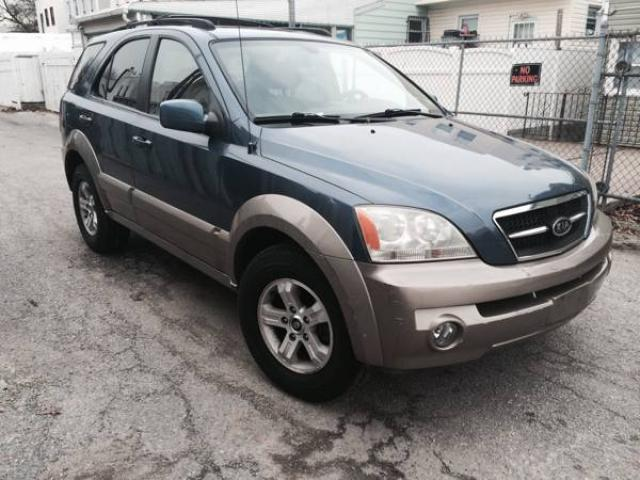 2003 kia sorento 4x4 for sale w 86k miles clean title. Black Bedroom Furniture Sets. Home Design Ideas