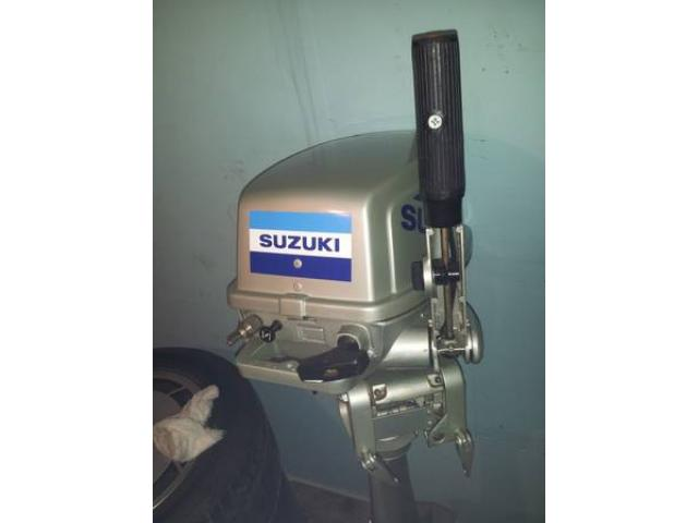 New Suzuki 6 Hp Outboard Motor For Sale 700 Brooklyn