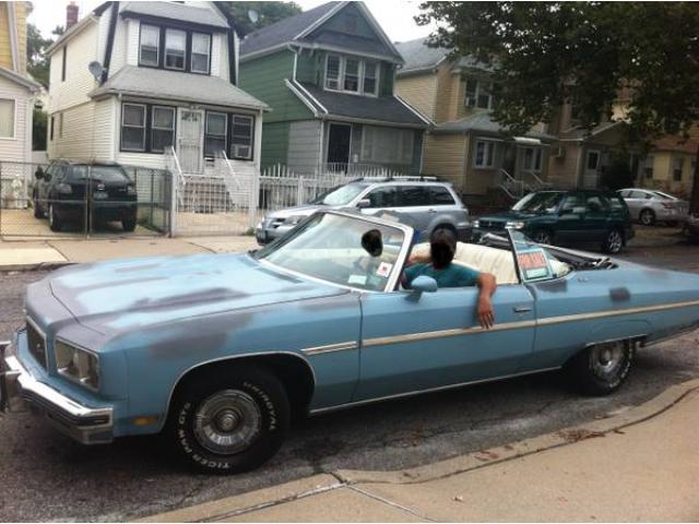 1975 chevy caprice for sale