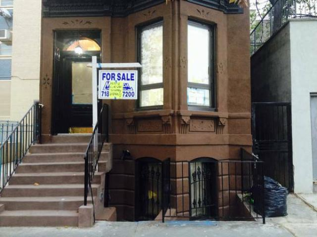 1199000 5br 2720ft 2 brownstone townhouse for sale 4 for New york city brownstone for sale