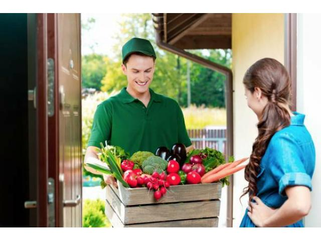 Boxed Express Shopper Wanted For Food Delivery Courier Needed