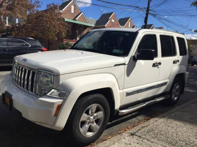 2009 jeep liberty suv limited edition for sale 4wd fully loaded navigation 12500 bronx. Black Bedroom Furniture Sets. Home Design Ideas