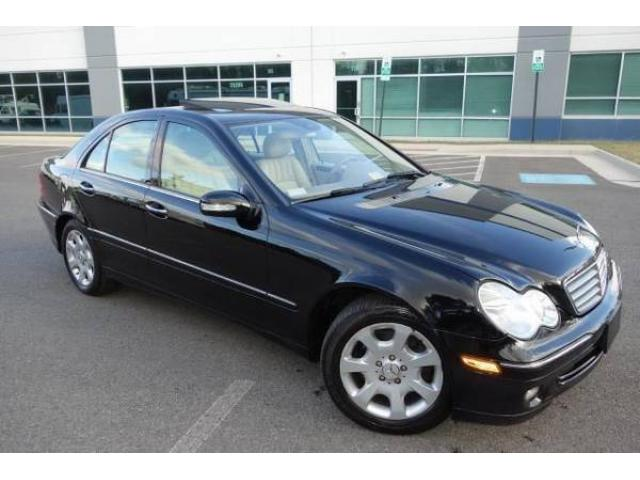 2005 mercedes benz c240 4matic sedan for sale 7889