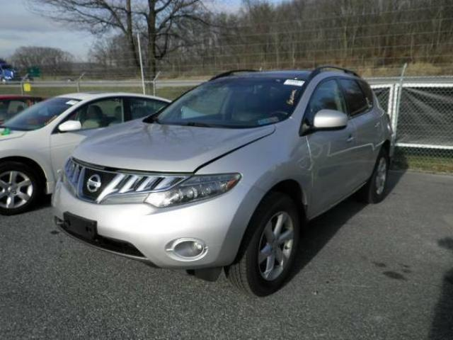 2009 Nissan Murano Suv Awd With Navigation And Backup Camera For 9200 Brooklyn