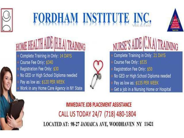 cna and hha training/ cheap/ fast/ immediate job placement, Cephalic Vein