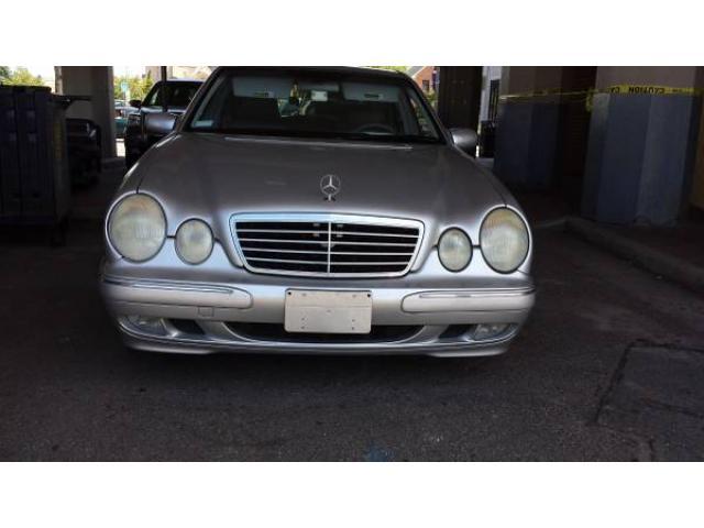 2001 silver mercedes benz e320 sedan for sale w 75k miles for Mercedes benz staten island