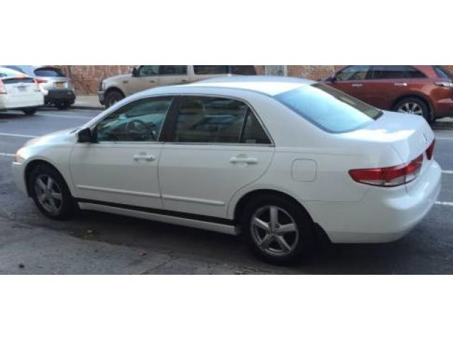 High Quality 2004 Honda Accord EX L Sedan 4D For Sale   $5500 (Bronx, NYC