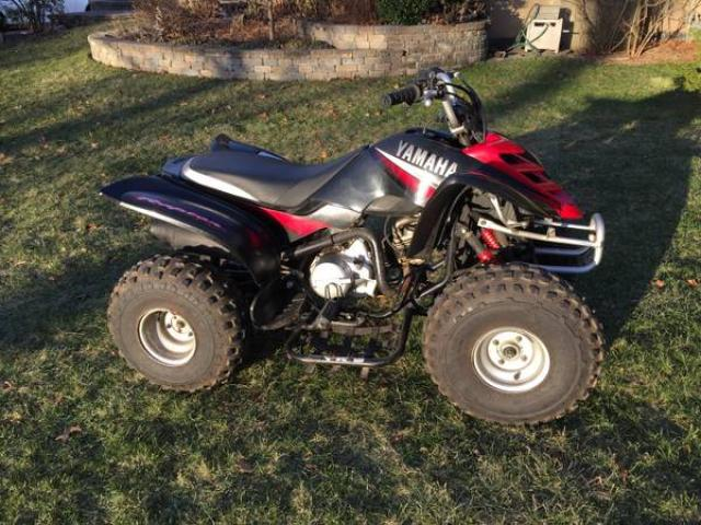 yamaha raptor kids atv for sale 1200 long island ny