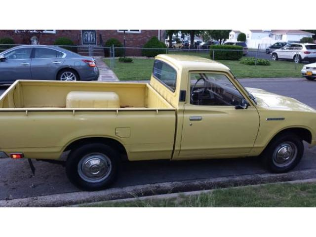 1974 datsun pick up truck for sale 34k miles 7500 copiague ny copiague new york ads. Black Bedroom Furniture Sets. Home Design Ideas