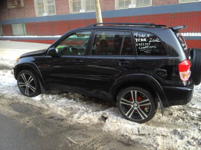 2002 toyota rav4 suv for sale good conditions 5000 bronx nyc new york city new york ads. Black Bedroom Furniture Sets. Home Design Ideas