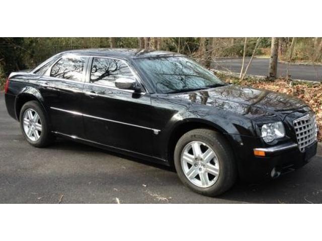 2006 chrysler 300c black hemi all wheel drive leather navi for sale 7950 huntington ny. Black Bedroom Furniture Sets. Home Design Ideas
