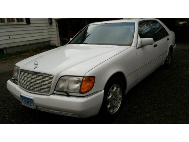 1992 mercedes benz 500 sel for sale 1600 bedford for Mercedes benz in bedford