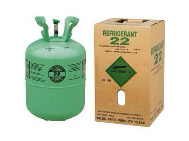 FREON R22 30 LB  JUGS FOR SALE BRAND NEW FACTORY SEALED