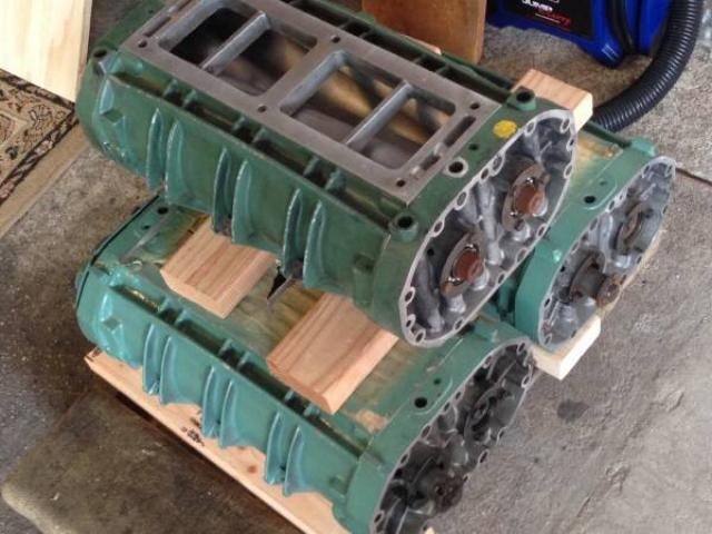 New Engines For Sale >> Heavy 8V71 DETROIT DIESEL Engine Blowers for Sale - $900 (JFK Airport, NYC) New York City - New ...