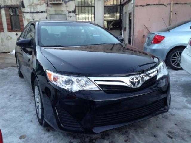 2013 toyota camry le black for sale low miles 14900 bay ridge brooklyn nyc new york city. Black Bedroom Furniture Sets. Home Design Ideas