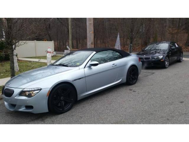2008 bmw m6 convertible for sale 36000 staten island nyc new york city new york ads. Black Bedroom Furniture Sets. Home Design Ideas