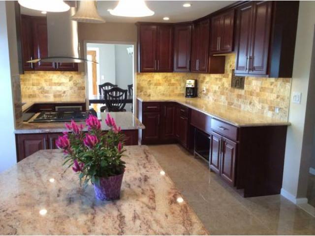 Wholesale kitchen cabinets granite countertops brooklyn for Kitchen cabinets 65th street brooklyn
