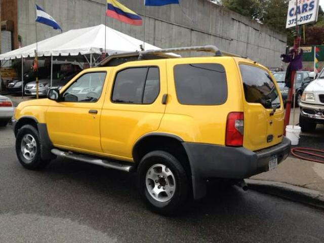 2000 nissan xterra se suv for sale 4795 yonkers ny yonkers new. Black Bedroom Furniture Sets. Home Design Ideas