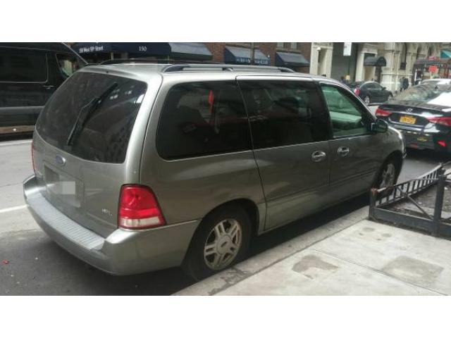 2004 ford freestar mini van for sale 2500 midtown west. Black Bedroom Furniture Sets. Home Design Ideas