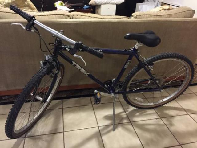 Trek 830 Mountain Bike 21 Speed For Sale Ot Trade 160 Bedstuy