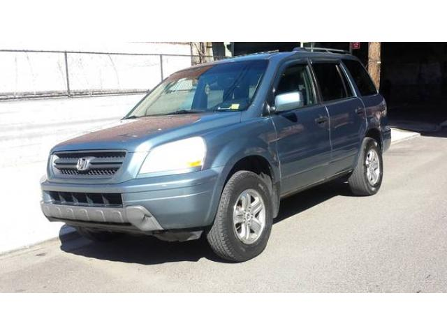 2005 honda pilot ex l suv for sale in excellent condition 6500 bronx nyc new york city. Black Bedroom Furniture Sets. Home Design Ideas