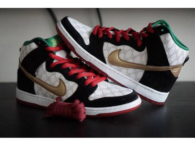 new style 6466d 27744 Nike SB Dunk High Premium PAID IN FULL Size 10 Shoes for ...