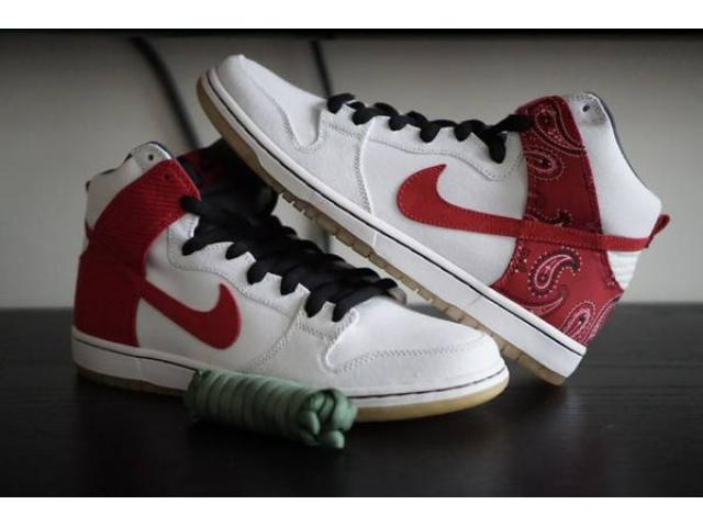 wholesale dealer bfab8 38063 nike dunk high pro sb - CHEECH & CHONG Shoes for sale - $350 ...