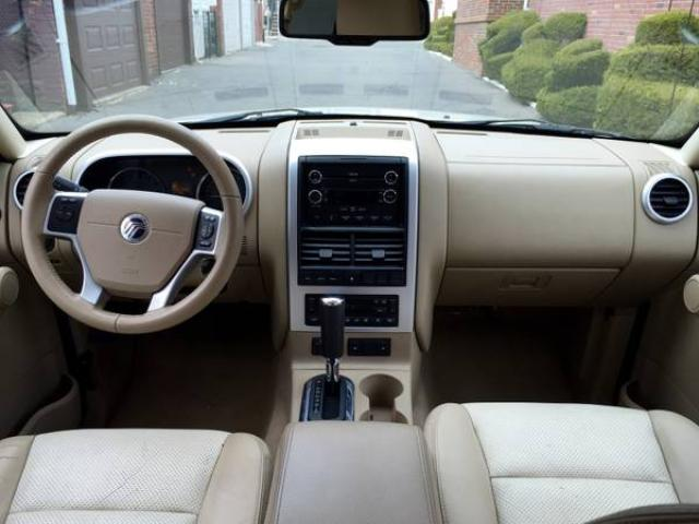 2008 Mercury Mountaineer Premier Suv For Sale Awd Tv Dvd